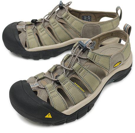 KEEN keen Newport H2 MNS Sport Sandals Newport H2 men's Brindle/Orion Blue ( 1001913 ) fs3gm
