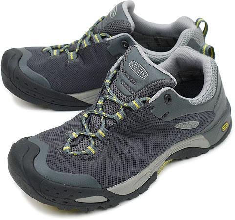 8b3afba5e6b6 KEEN keen Obsidian WP MNS trekking boots waterproof men s Obsidian Dark  Shadow Neutral Grey ( 1002712 )