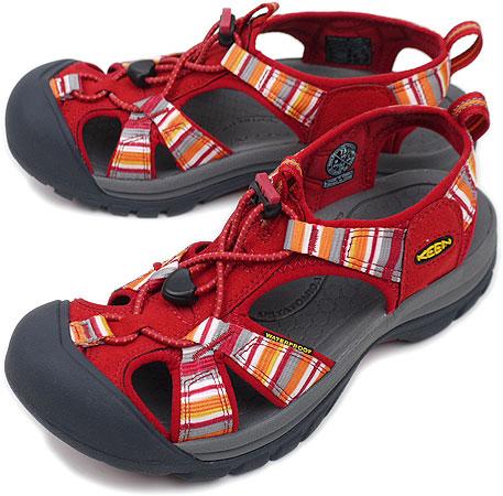 bedf1faccb KEEN Kean Venice H2 WMNS sports sandal Venice H2 women Raya Red (1004042  SS11) ...