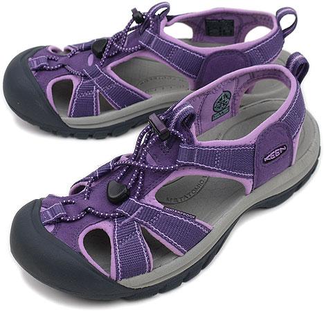 90d7a1d9edab KEEN keen Venice H2 WMNS sports Sandals Venice H2 women s Sweet Grape Regal  Orchid ( 1004044 ) fs3gm