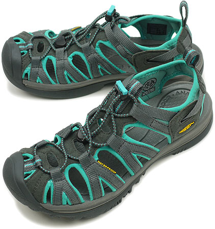a755a2e77621 KEEN Kean Whisper WMNS sports sandal we spar women Dark Shadow Ceramic  (1003717 SS11)