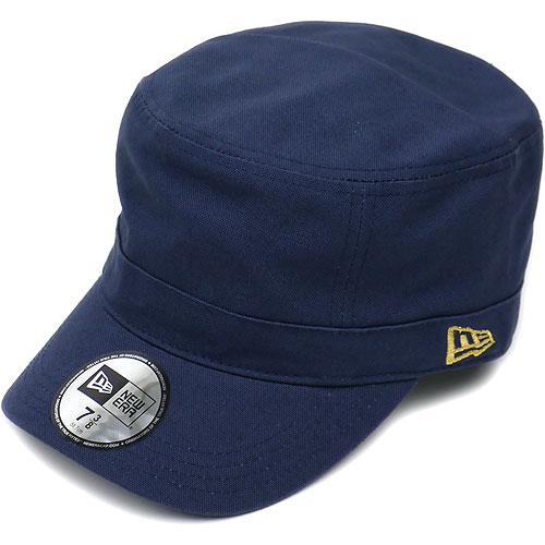 NEWERA new era caps Hat CAP WM-01 military Cap Navy / metallic gold ( N0010182 ) (NEW ERA) fs3gm