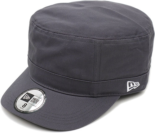 NEWERA Cap new era Hat CAP WM-01 military Cap graphite ( N0005703 ) (NEW ERA) fs3gm