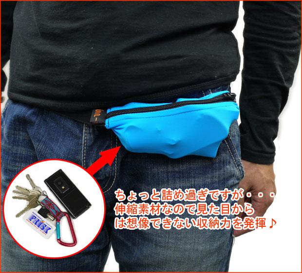 SPIBELT SPI-002 スパイベルト waist pouch SPI-002 fs3gm