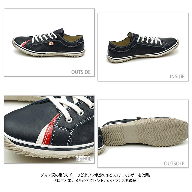 SPINGLE MOVE スピングルムーブ SPM-219 スピングルムーヴ sneakers spingle move SPM219 NAVY ( SPM219 SS12 ) fs3gm