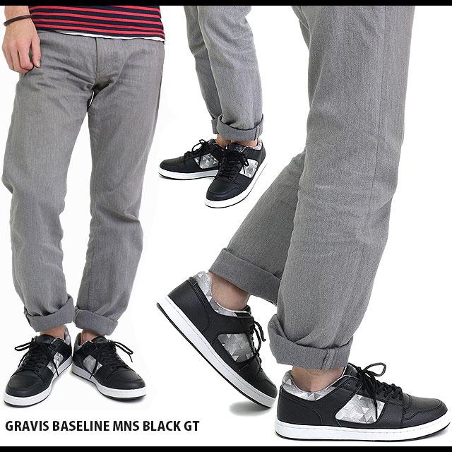 GRAVIS BASELINE MNS BLACK GT 12853100005