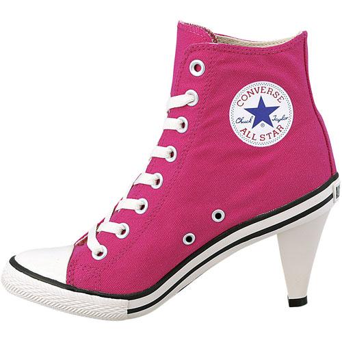 b13949e333ff mischief  CONVERSE Converse sneakers ALL STAR HEEL HI all-stars heel ...