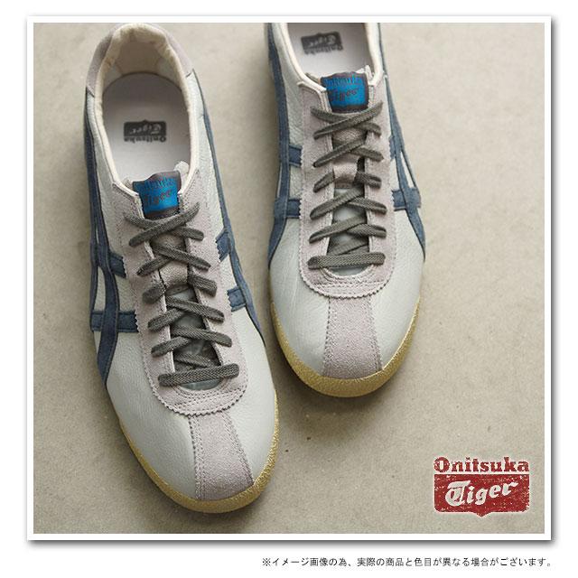 ■■Onitsuka Tiger Onitsuka tiger sneakers TIGER CORSAIR VIN tiger Corsair  vintage software gray / Bering sea OnitsukaTiger Onitsuka tiger  (THL300-1350