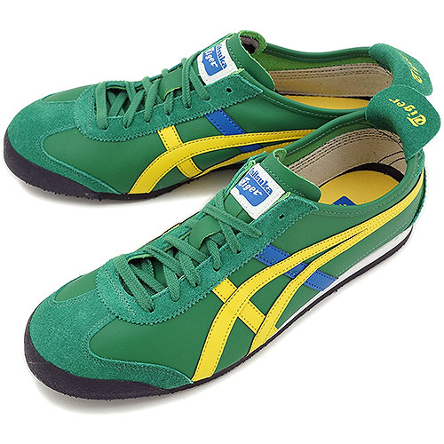 quality design 6551e c4e9e Onitsuka Tiger Onitsuka tiger sneakers MEXICO 66 Mexico 66 Amazon green /  yellow (THL7C2-8504 SS14) OnitsukaTiger Onitsuka tiger