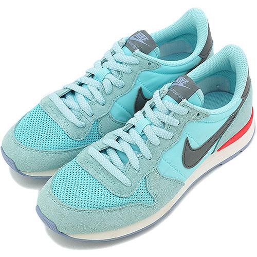 cheap for discount d23f2 40867 ... blue black  nike nike sneakers wmn internationalist women  internationalist gray shah ice cool gray laser crims ...