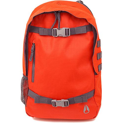 2 (rucksack day pack) NIXON Nixon bag SMITH SKATEPACK II Smith skating pack RED-PEPPER/CHARCOAL (NC19541745-00 SS14)