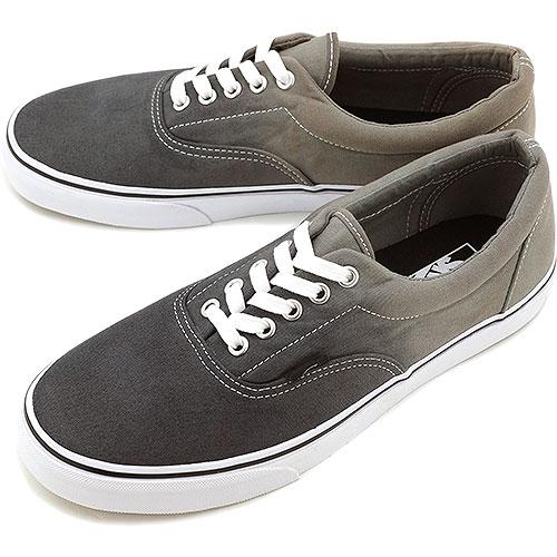 VANS vans sneakers CLASSICS ERA classical music gills (OMBRE) BLACK MID GREY  (VN-0VHQBQ5 SS14) 1fc0f2769