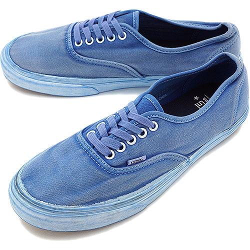 heißer Verkauf online 50-70% Rabatt 50% Preis ■■VANS vans sneakers CALIFORNIA AUTHENTIC CA California authentic (OVER  WASHED) DRESS BLUES (VN-0JWIBQO SS14)