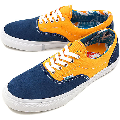 d79d21a139 VANS vans sneakers PRO ERA PRO pro gills pro (80 S BOX) NAVY SUN  (VN-0VFBAOT SS14)