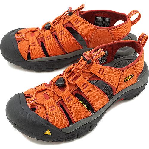 ab46d367b062 KEEN Kean sandal MNS Newport H2 water shoes Newport H2 men Rust Bossa Nova  (1010945 SS14)
