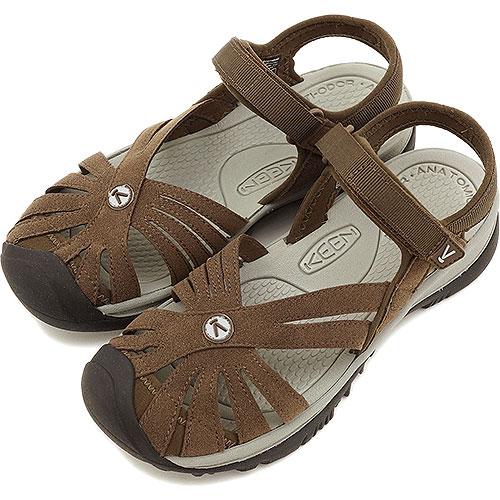 KEEN Kean sandal WMN Rose Sandal water shoes Rose sandal women Cascade  Brown Neutral Gray (1010999 SS14)