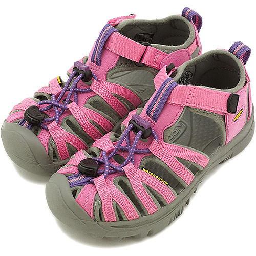 KEEN Kean sandal TODDLER Whisper water shoes we spar toddler (kids size)  Wild Orchid (1006013 SS14)