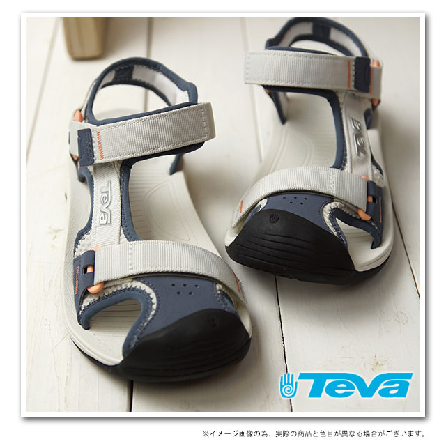 TevaテバサンダルレディースHurricane Toe Pro飓风二专业体育活动拖鞋WHITE(1000357-WHT SS14)