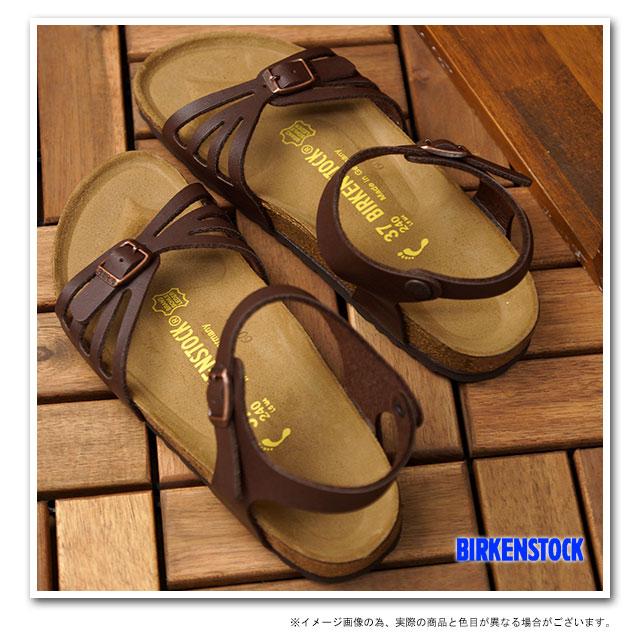 BIRKENSTOCK Birkenstock women's BALI Sandals Bali Brown ladies ladies ladies ladies vilken stuck ( 085063 )