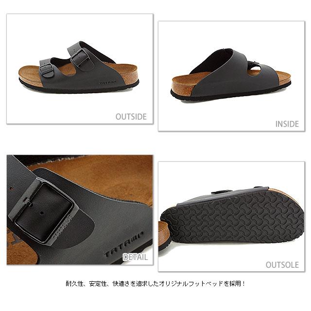 TATAMI tatami Elbe Sandals Elbe black ( BM830001 ) /BIRKENSTOCK by Birkenstock men's