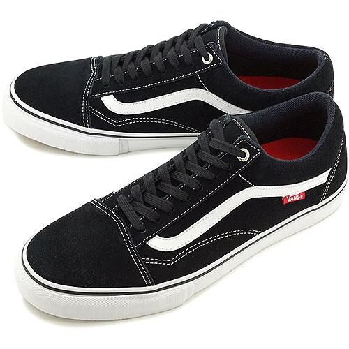 56588d17662f79 □□VANS vans sneakers PRO OLD SKOOL 92 PRO pro old school 92 pro BLACK WHITE  RED (VN-0OK1BWT SS14)