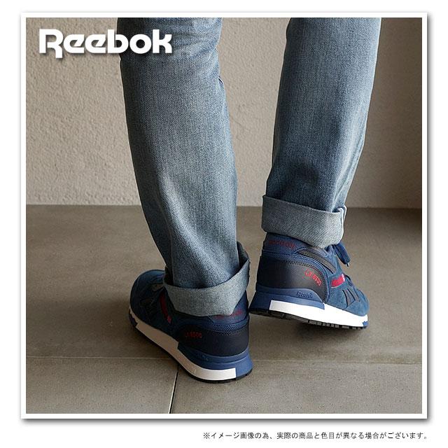 8fae0445f4f Reebok Reebok sneakers LX 8500 L X 8500 BATIK BLUE FAUX INDIGO FLASH  RED WHITE BLACK (M46443 SS15)