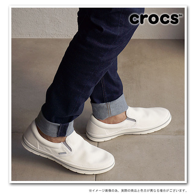 0ce914e01e1972 CROCS clocks men gap Dis crocs norlin slip-on m no phosphorus slip-on men  WHITE WHITE shoes (201