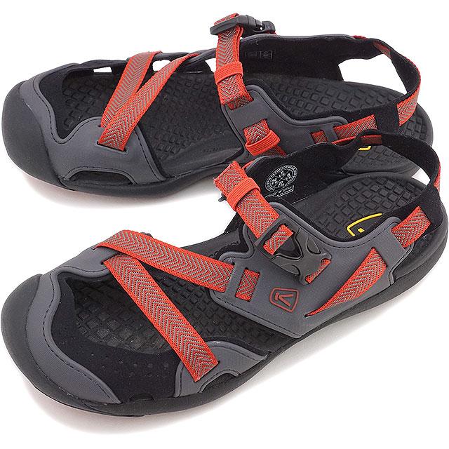 热衷于热衷于男凉鞋鞋水赞比西河 MNS 赞比西河男装磁铁/波萨诺瓦 (1012612 SS15)