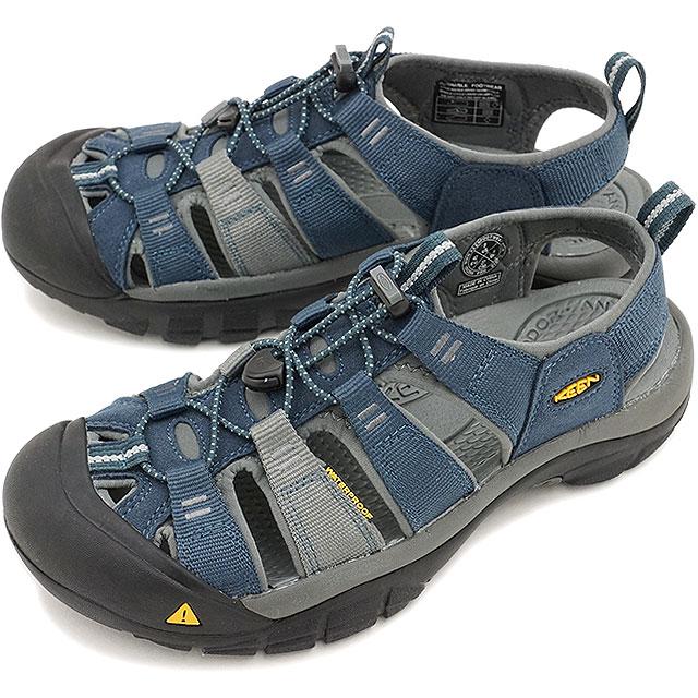 e66f213cc4c4 Kean Newport H two men sandal water shoes KEEN Newport H2 MNS MIDNIGHT  NAVY NEUTRAL GRAY (1012206 SS15)