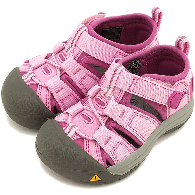 KEEN Kean kids sandal water shoes Newport H2 TOTS Newport H two toddler  (baby   baby size) LILAC CHIFFON DAHLIA MAUVE (1012273 SS15)