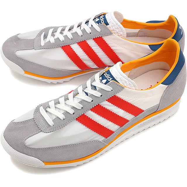 nouveau style c827f 554ea adidas Originals Adidas originals sneakers SL72 S L 72 running white red  mat silver B40244 SS15