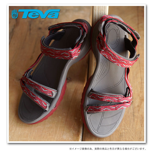 6f976be57076dd Teva Teva Lady s sandal WMN Terra Fi Lite terra phi light sports sandal WMN  strap sandal WMN TRUENO RED (1001474-TNR SS15)