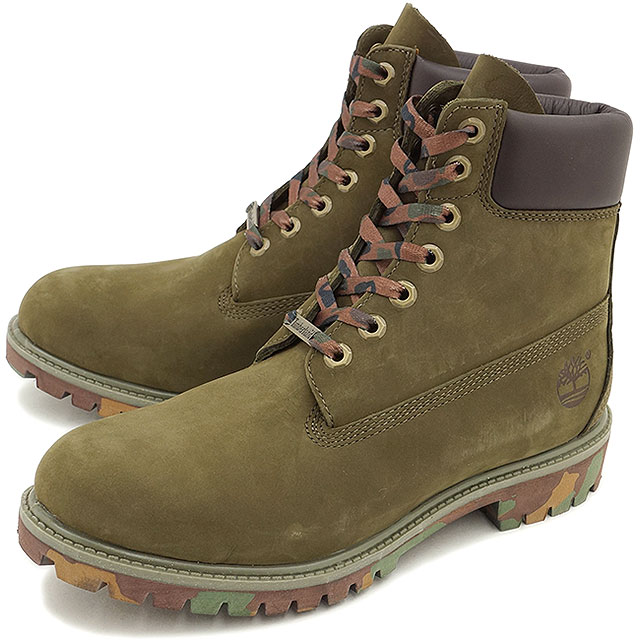 timberland army boots