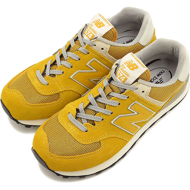 mustard yellow new balance
