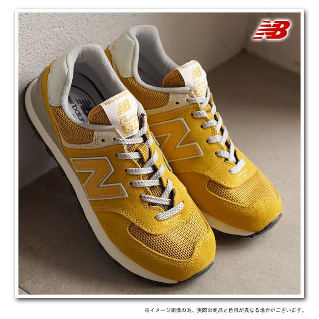 promo code 65b02 47032 newbalance New Balance men gap Dis sneakers ML574 D Wise MUSTARD (ML574VMU  SS15)
