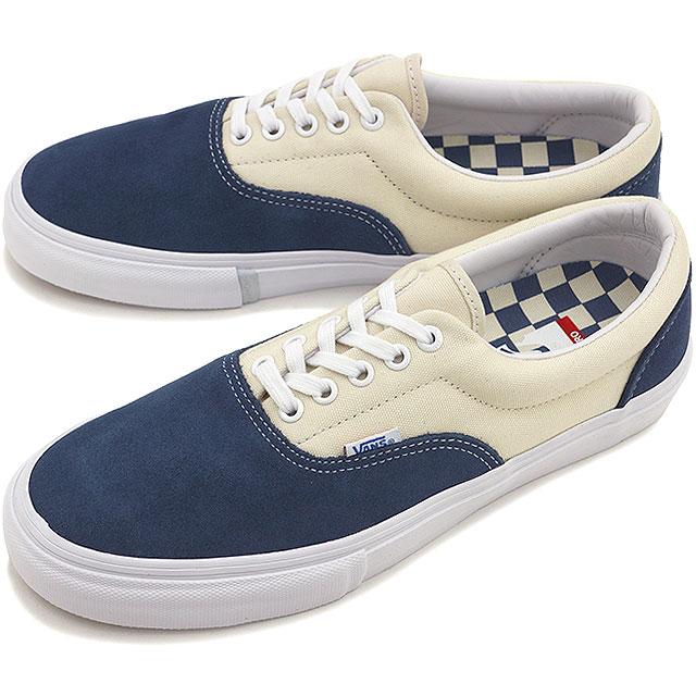 VANS vans sneakers men gap Dis ERA PRO gills pro BLUE/WHITE (VN-0VFBY6Z  SS15)