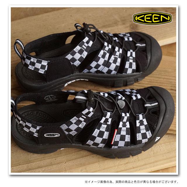 热衷于热衷于男士凉鞋水鞋纽波特 H2 MNS 纽波特 Atto 男装检查旗 (1013008 SS15)