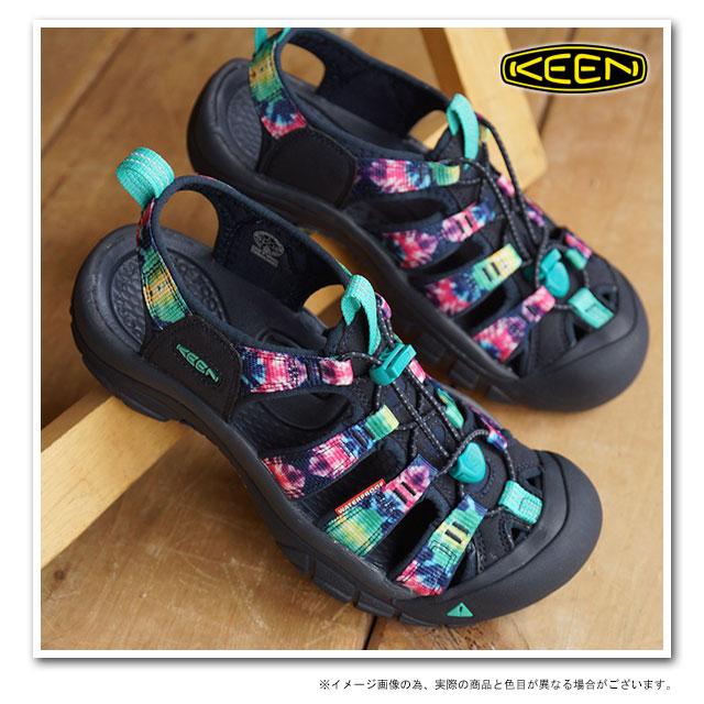 KEEN keen women's Sandals water shoes Newport H2 WMNS Newport Atto Womens  Dead Dye 3 (1013034 SS15)