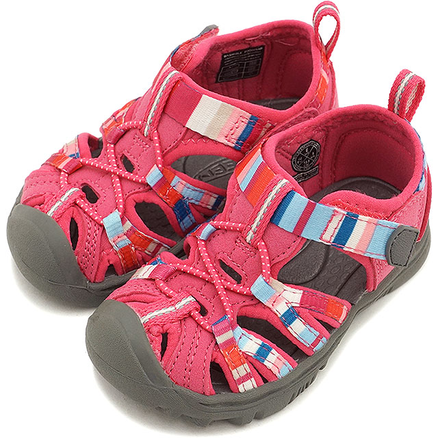 b84bd90bbd43 KEEN Kean kids sandal water shoes Whisper TOTS we spar toddler (baby   baby  size) RAYA HONEYSUCKLE (1012060 SS15)