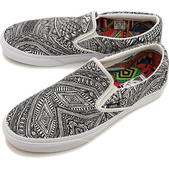 50c93ac449 VANS vans sneakers men gap Dis CLASSICS CLASSIC SLIP-ON classical music slip -on (OTW GALLERY) ZIO ZIEGLER (VN-0ZMRFIU SS15)