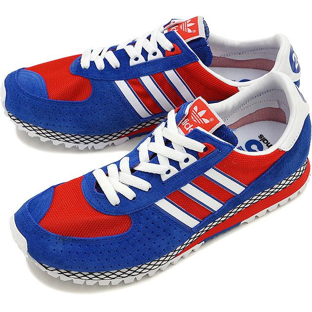 new styles 2c5b9 6f3b5 adidas Originals Adidas originals CITY MARATHON PT NIGO city marathon PT  ニゴーカレッジロイヤル  running white  red (B35710 SS15)