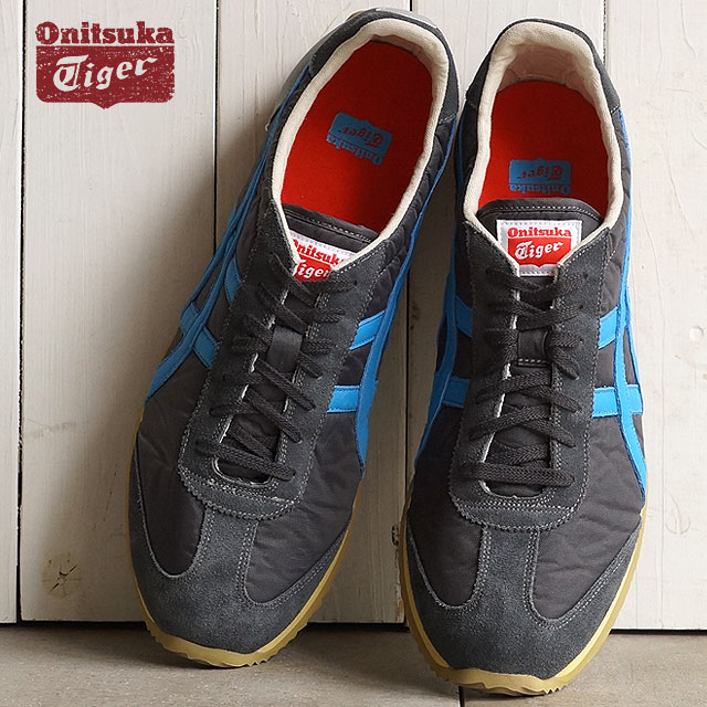 the best attitude 260b6 1c480 Onitsuka Tiger Onitsuka tiger men gap Dis sneakers CALIFORNIA 78 VIN 78,  California vintage dark gray / Malibu blue (TH110N-1643 SS15)