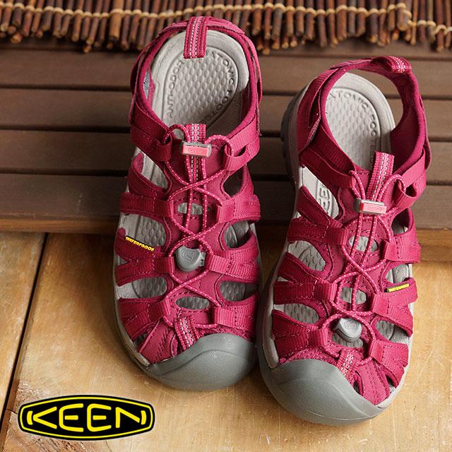 229d76272029 Kean we spar women gap Dis sandal water shoes KEEN Whisper WMNS BEET RED  HONEYSUCKLE (1012229 SS15)
