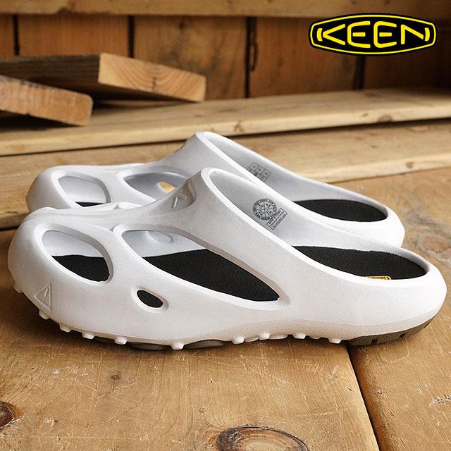 KEEN keen MNS SHANTI Shanti Sandals mens white ( 1003339 ) fs3gm