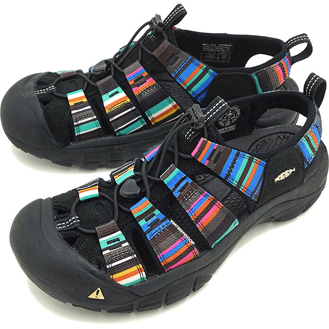 【即納】キーン ニューポート H2 スポーツサンダル 靴 KEEN Newport H2 Raya Black MNS [1001942]