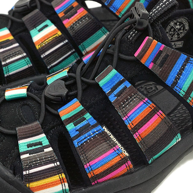 KEEN 凉鞋 Newport H2 MNS 男款 ;Raya Black ;炫彩黑(1001942)