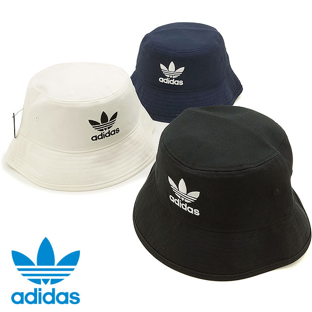 Adidas originals cotton twill bucket Hat core Apparel Mens Womens adidas Originals BUCKET HAT CORE AJ8995S94586S94587