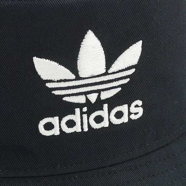 阿迪达斯原始物棉布斜纹布吊桶帽子核心服饰人分歧D adidas Originals BUCKET HAT CORE AJ8995/S94586/S94587