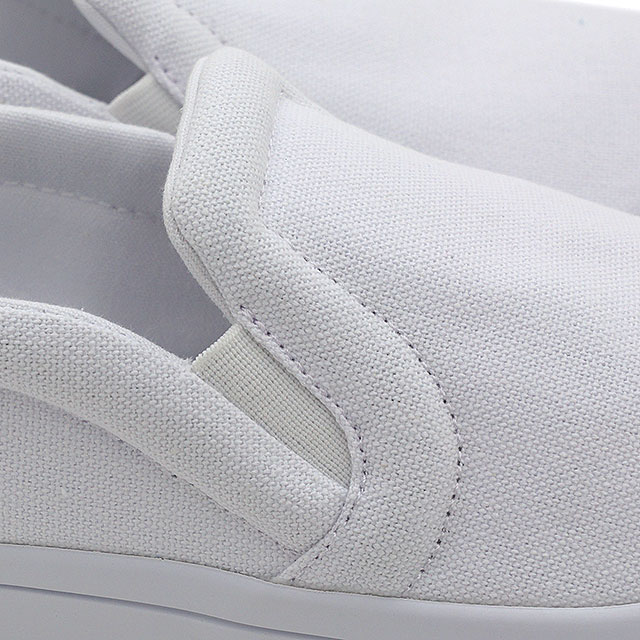 huge selection of c0d9e 003ba Adidas originals coat vantage slip-on slip-ons women adidas Originals  CourtVantage SLIP ON W S75172 SS16