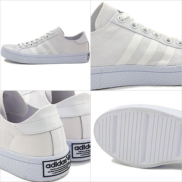 阿迪达斯阿迪达斯原件运动鞋女装 CourtVantage W 外套有利女性运行白色 / 运行白色 / 核心的原件黑 S78904 SS16